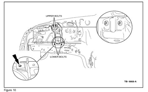 motor repair manual 1995 ford escort seat position control alldatadiy com 2001 ford escort zx2 l4 2 0l dohc vin 3 engine vibration while idling