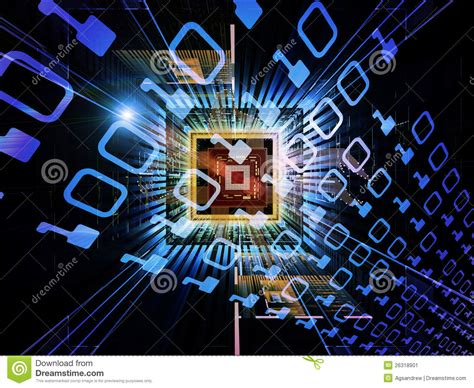 imagenes de informatica wallpaper computaci 243 n virtual imagen de archivo imagen 26318901