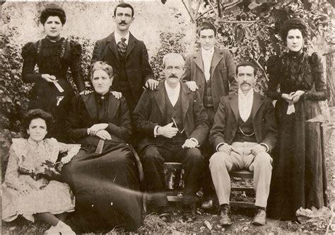 fotos antiguas familias retrato de la familia gonz 225 lez sanz fotos de fotos antiguas
