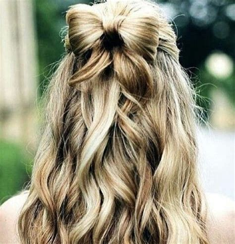 Bow Hairstyles by Bow Hairstyle Hair Styles Hair Bows Hair