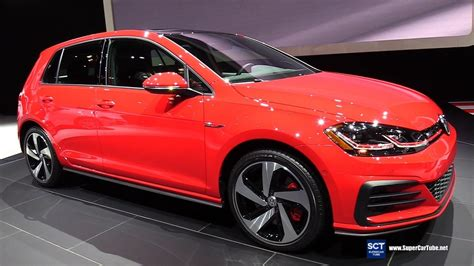 gti volkswagen 2018 2018 vw gti usa changes 1280 x 720 auto car update