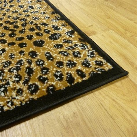 themed rugs cheetah themed rug carpet runners uk