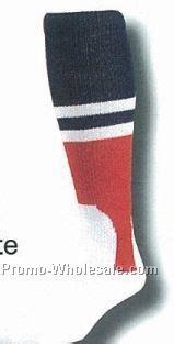 baseball pattern high heels traditional 2 in 1 baseball socks w pattern e heel toe