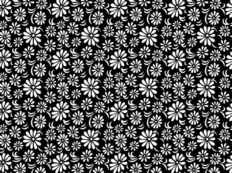 flower pattern on black background black white floral wallpapers floral patterns