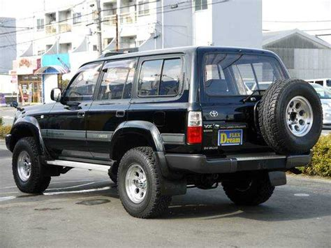 Toyota 80 Series Landcruiser Problems Used Toyota Landcruiser 80 1997 For Sale Japanese Used