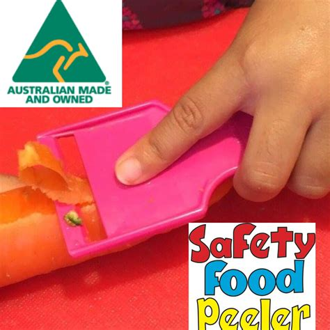 Food Peeler safety food peeler the australian made caign