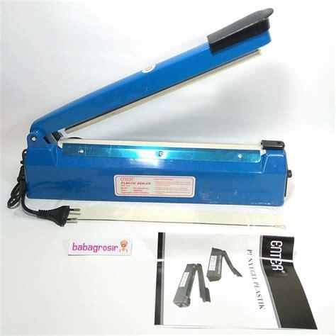 Alat Press Plastik Bekas jual beli alat press plastik plastic sealer impulse