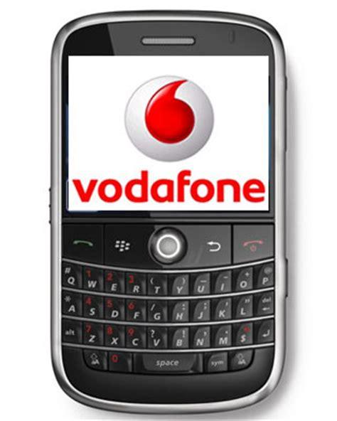 numero vodafone mobile vodafone e blackbarry notizie it