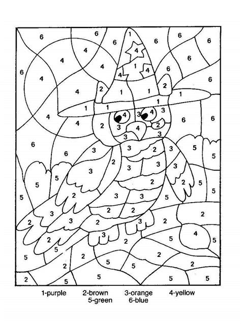mosaic coloring pages by number color by number mosaic printable activity shelter