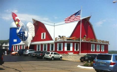 The Great American Restaurant An All American Restaurant Picture Of The Great American Steak Chicken House Branson