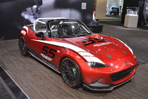 uing mazda cars mazda to debut more quot aggressive quot 2016 mx 5 club edition in