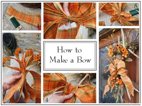 how to best store christmas bows fall wreath confessions of a serial do it yourselfer