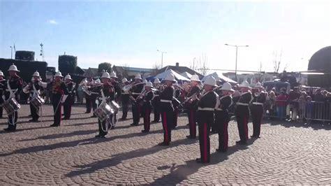 boat show band royal marines band plymouth barclays 2016 jersey boat