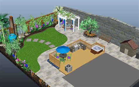 home design 3d landscape design 3d nikkilin com 187 3d landscaping design