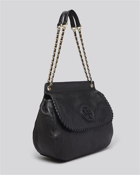 Burch Saddle Tote Bag burch shoulder bag marion saddle bag in lyst