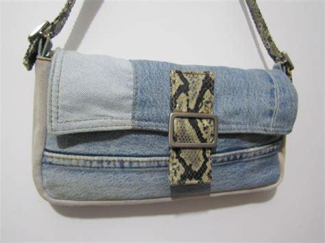 jeans handbag pattern aridza bross france denim jeans python pattern snakeskin