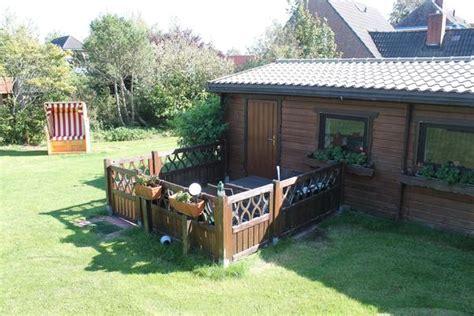 Garten Blockhaus by Haus Seerobbe Blockhaus Im Garten 1014821 Ferienhaus