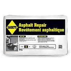 asphalt repair home depot sakrete asphalt repair 30 kg the home depot canada