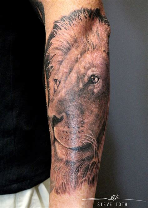 full body lion tattoo 8 of our best lion tattoo designs