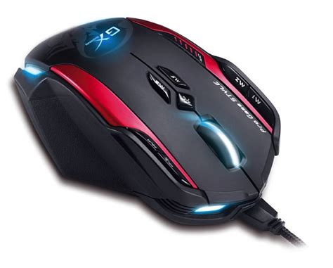 genius gila gaming mouse boasts buttons galore and adjustable heft slashgear