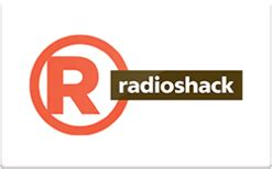 Radio Shack Gift Cards - radioshack gift card discounts comparison chart