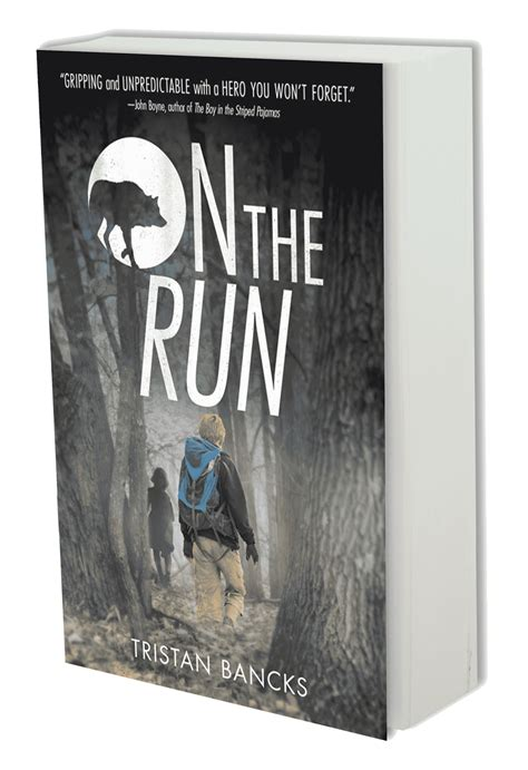 running books on the run tristan bancks