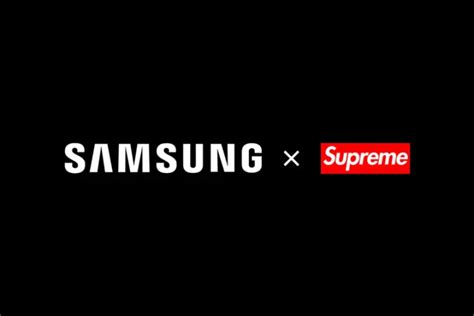 samsung china re evaluating its collaboration with brand supreme sammobile