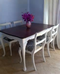 17 best ideas about painted kitchen tables on pinterest dining table redo shabby chic dining