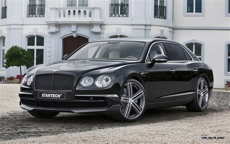 bentley flying spur modified brabus startech bentley flying spur and gtc