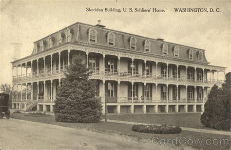 building u s soldiers home washington dc