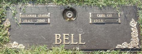graham bell 1945 2010 find a grave memorial