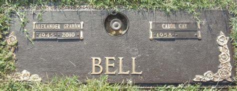 graham bell 1945 2010 find a grave memorial
