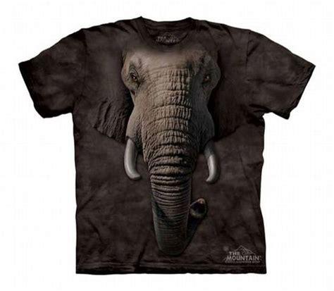 Baju Anjing T Shirt I Bark At design t shirt dengan gambar haiwan liar yang nak hidup