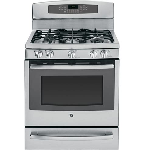 Ge Profile Warming Drawer by Ge Profile Series 30 Quot Free Standing Self Clean Gas Range