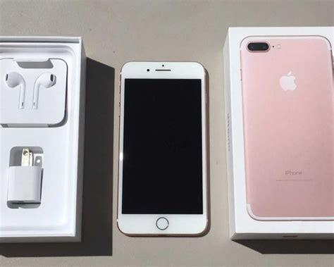 apple iphone   gb rose gold att  box