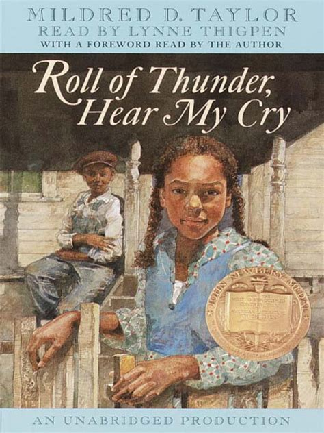 house of cry a novel books literature for children and ya roll of thunder hear my cry
