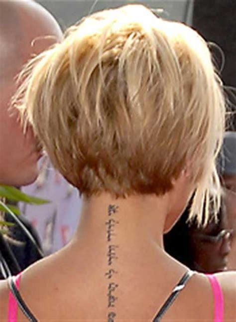 back view of short haircuts 2015 20 bob hairstyles back view bob hairstyles 2015 short
