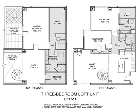 Loft House Plans by 2 Bedroom With Loft House Plans