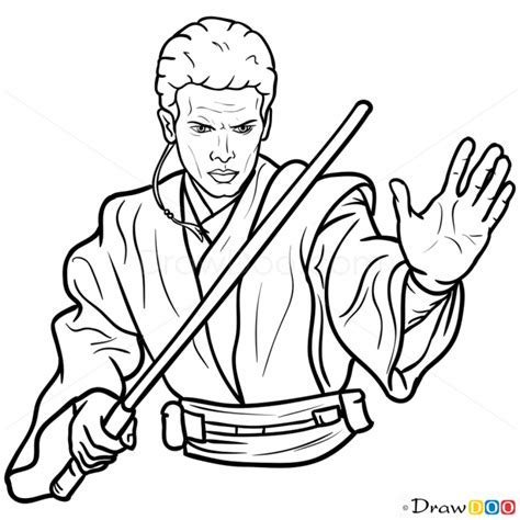 How To Draw Anakin Skywalker how to draw anakin skywalker wars