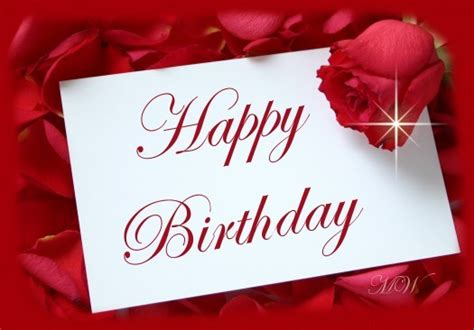 Happy Birthday Cards For Red Roses Wish You Happy Birthday Facebook Chat Code Get