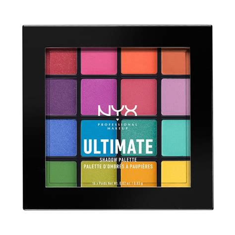 Nyx Ultimate Shadow Palette ultimate shadow palette nyx cosmetics