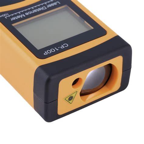 Alat Ukur Jarak Laser Laser Distance Meter 100 Meter jual digital laser distance meter alat pengukur jarak 100 m cico store