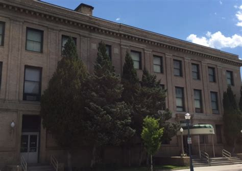 Pocatello Post Office by Town Pocatello Inc Federal Building