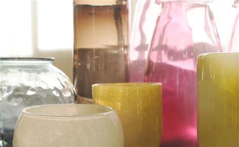 glasvasen farbig dekoration glas glasvasen glasfiguren glast 246 pfe bei