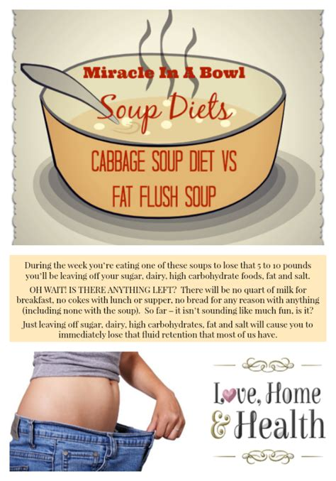 7 Day Detox Miracle Diet Plan by Cabbage Soup Diet Reviews 2013 Collegetoday