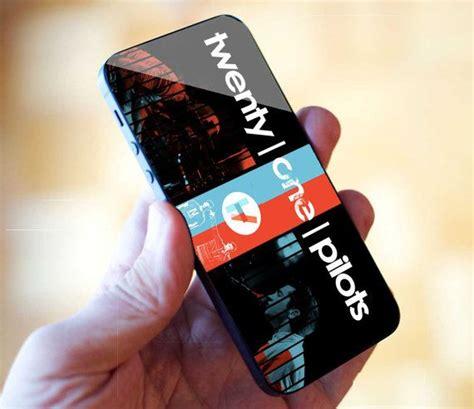 Casing Iphone 5 5s Twenty One Pilots Concert Custom twenty one pilots iphone 4 4s iphone 5 5s 5c samsung galaxy s3 s
