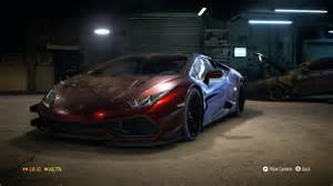 Lamborghini Nfs Need For Speed 2015 2015 Lamborghini Huracan By