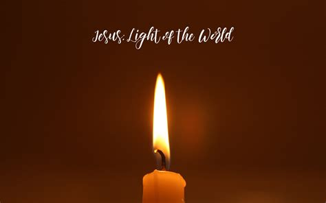 jesus is the light jesus light of the calvary snohomish