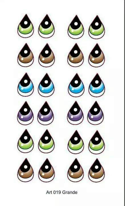 imagenes de ojos para imprimir 25 b 228 sta id 233 erna om ojos para imprimir p 229 pinterest