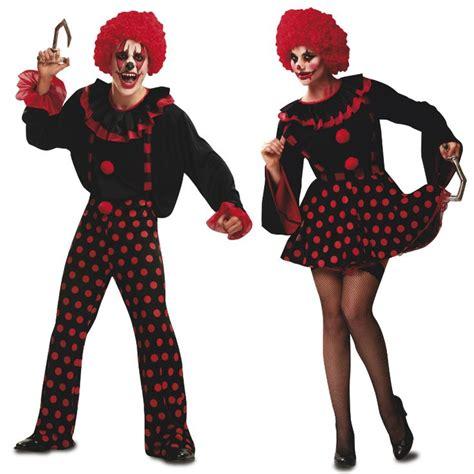 imagenes halloween disfraz pareja disfraces payasos asesinos parejas disfraces